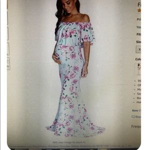 Women's XL Maternity Dress